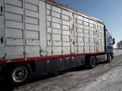TEC. Продам скотовоз Fiege tec sat34, 20 000 кг.