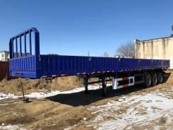 Амур. Полуприцеп г/п 60 тонн (контейнеровоз), 60 000кг.