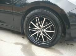 Редкие и модные Колёса: диски SSW R18, шины 225/45!. 7.5x18 5x114.30 ET42 ЦО 73,1мм.