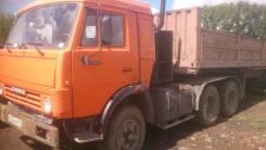 КамАЗ 54112. Продаётся Камаз-54112 с полуприцепом 12м, 12 000 куб. см., 25 000 кг.