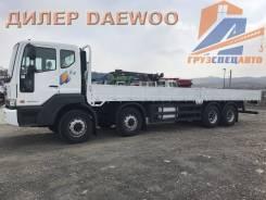 Daewoo Novus. 19.5 тонн - 2016год, 10 964куб. см., 19 000кг., 8x4