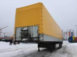Krone SD. Полуприцеп борт-тент П-образный , 32 400 кг.