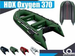 HDX Oxygen Airmat. 2017 год год, длина 3,70м., двигатель подвесной, 20,00л.с., бензин
