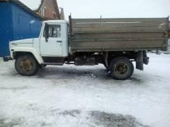 ГАЗ 3309. Породам газ 3309, 4 700куб. см., 5 000кг., 4x2
