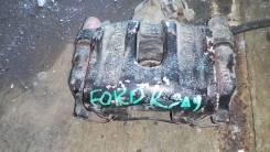 Суппорт тормозной. Ford Focus, CB4 Двигатели: SHDA, HWDB, HXDA, SIDA, HWDA, SHDB, HXDB, SHDC