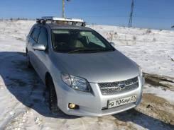 Toyota Corolla Fielder. вариатор, передний, 1.5 (110 л.с.), бензин, 130 000 тыс. км