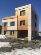 Продается производственная база с офисом. Улица Днепровская 99в, р-н БАМ, 2 200 кв.м. Дом снаружи