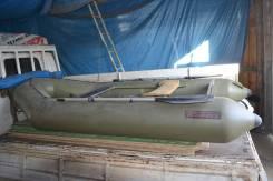 Лидер Тайга Т-320. Год: 2012 год, длина 3,20м., двигатель без двигателя