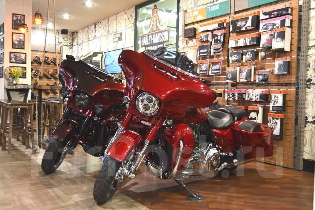 Harley-Davidson Новосибирск. Бесплатная доставка при покупке мотоцикла