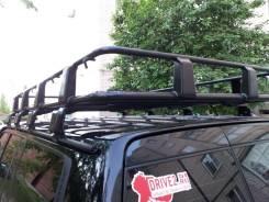Багажники-корзины. Nissan Patrol, Y61 Двигатели: TB48DE, ZD30DDTI. Под заказ