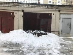 Гаражи капитальные. улица Иртышская 16, р-н БАМ, 17 кв.м., электричество. Вид снаружи