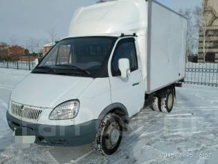 ГАЗ 3302. Продается газель термобутка, 2 500 куб. см., 1 500 кг.