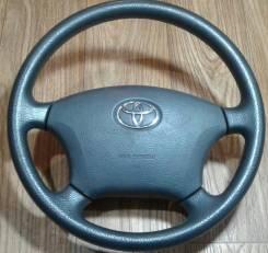 Руль. Toyota Hiace, GDH201V, GDH206V Toyota Hilux Surf, TRN210W, VZN210W, RZN215W, KDN215W, GRN215W, VZN215W, RZN210W, TRN215W Двигатели: 2TRFE, 5VZFE...