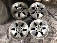 ASA Wheels. 8.0x18, 6x139.70, ET28, ЦО 110,0мм.