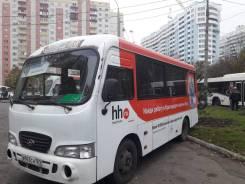 Hyundai HD County, 2010. Автобус, 3 900куб. см., 18 мест