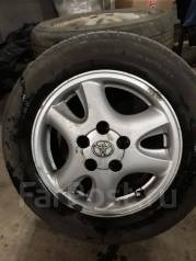 "Toyota. 5.5x15"", 5x114.30, ET-88, ЦО 52,0мм."