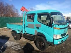 Toyota Dyna. Продам грузовик, 4 600куб. см., 4x4