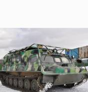 ХТЗ МТ-ЛБ. Продается гусеничный тягач Мтлбв, 16 000куб. см., 3 000кг., 8 000,00кг.