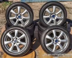 Bridgestone FEID 6JxR16 4x100 ET42 175/60R16 лето 3-5мм. 6.0x16 4x100.00 ET42 ЦО 73,0мм.