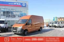 ГАЗ ГАЗель Next. ГАЗель NEXT цельнометаллический фургон, 2 700куб. см., 1 500кг.