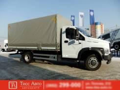 ГАЗ ГАЗон Next C41R33. ГАЗон NEXT тентованный грузовик, 4 400куб. см., 4 500кг.