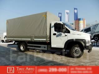 ГАЗ ГАЗон Next C41R33. ГАЗон NEXT тентованный грузовик, 4 400 куб. см., 4 500 кг.