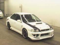 Обвес кузова аэродинамический. Subaru Impreza WRX STI, GC8, GF8