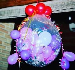 Яркие Гелиевые возд. шары, фигуры из шаров - от 25 руб. - 24 час.