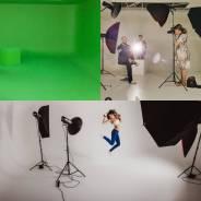 Аренда интерьерной фотостудии для фотосессий - 4 зала в разных стилях!