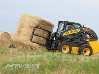 New Holland L225. Мини-погрузчик , 3 200 куб. см., 1 135 кг.