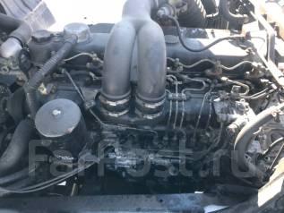 Двигатель в сборе. Mitsubishi Fuso, FK618 Mitsubishi FK Двигатель 6D17
