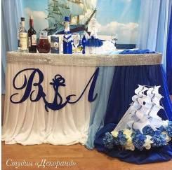 Декор свадебных залов