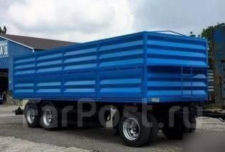 Нефаз 8332. -0041140-04 зерновоз с пологом 30м3, 15 000 кг.