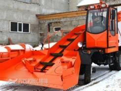 Кургандормаш КЗДМ 206. КЗДМ-206 Снегопогрузчик лаповый