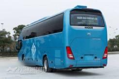 Higer KLQ6122B. Higer KLQ 6122B, 51 место, туристический автобус, 51 место