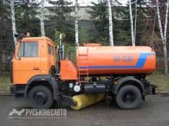 Завод ДМ. Дорожно-комбинированная машина КО-713Н-43