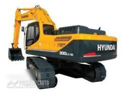 Hyundai R300LC-9S. Экскаватор гусеничный