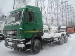 МАЗ 6312В9-429-012. шасси, 15 000куб. см., 20 000кг., 6x4