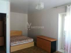 1-комнатная, улица Сабанеева 21. Баляева, агентство, 36 кв.м. Комната