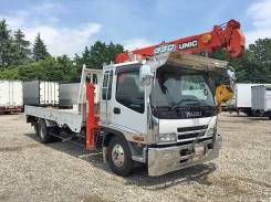 Isuzu Forward. Эвакуатор Без Пробега!, 7 120 куб. см., 6 000 кг. Под заказ