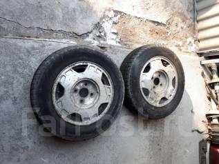 Продаю пару колес. x15 4x114.30