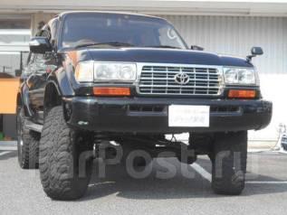 Toyota Land Cruiser. автомат, 4wd, 4.5, бензин, б/п, нет птс. Под заказ