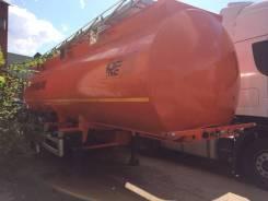 FOX TANK, 2018. Продам новый бензовоз Foxtank (РФ), объем 28м3, 24 080кг.
