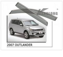 Ветровик на дверь. Mitsubishi Outlander. Под заказ
