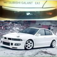 Накладка на фару. Mitsubishi Galant, EA1A Двигатели: 4G63, 4G93