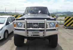 Nissan Safari. Y60 WGY31, TD42T RD28 TB42 TB45 ZD30