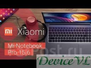 "Xiaomi Mi Notebook Pro 15.6. 15.6"", 4,0ГГц, ОЗУ 8 Гб, диск 256Гб, WiFi, Bluetooth, аккумулятор на 9ч."