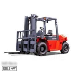 Bull. Вилочный погрузчик BULL FD100JE, 6 000 куб. см., 10 000 кг.