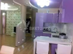 2-комнатная, проспект Красного Знамени 117д. Третья рабочая, агентство, 52 кв.м. Кухня