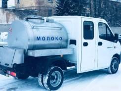ГАЗ ГАЗель Next. ГАЗ Газель NEXT, 2 700 куб. см., 1 500 кг.